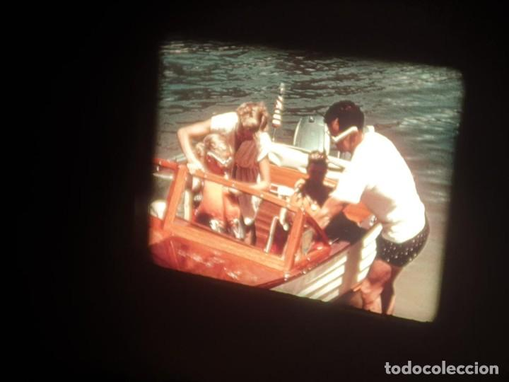 Cine: SPOT-PUBLICITARIO-EVINRUDE - ADVERTISING-16 MM SOUND - RETRO VINTAGE FILM - Foto 29 - 207295821