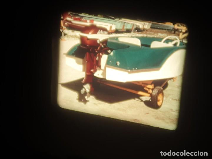 Cine: SPOT-PUBLICITARIO-EVINRUDE - ADVERTISING-16 MM SOUND - RETRO VINTAGE FILM - Foto 31 - 207295821