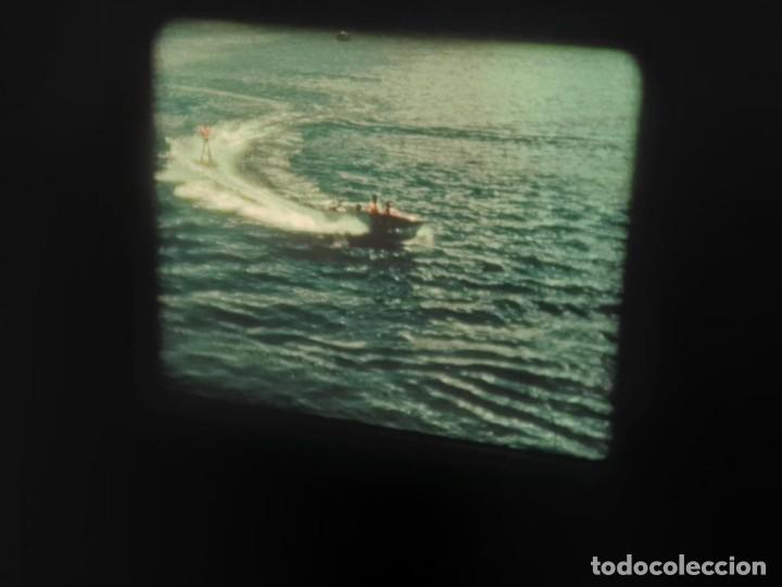 Cine: SPOT-PUBLICITARIO-EVINRUDE - ADVERTISING-16 MM SOUND - RETRO VINTAGE FILM - Foto 36 - 207295821