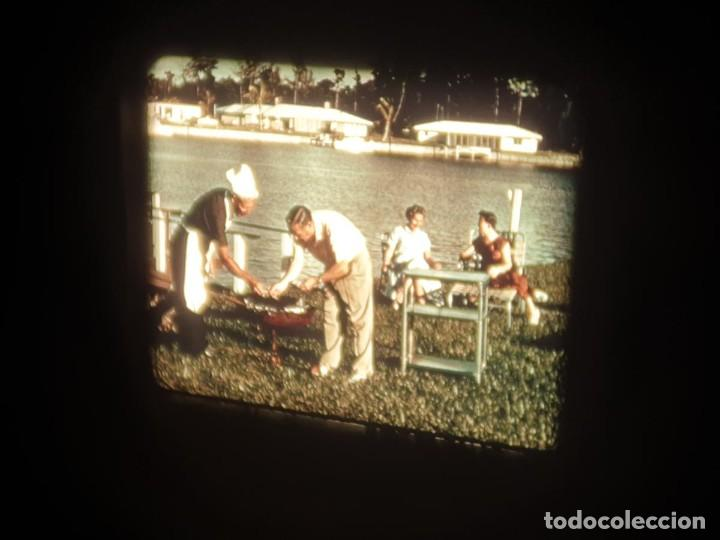 Cine: SPOT-PUBLICITARIO-EVINRUDE - ADVERTISING-16 MM SOUND - RETRO VINTAGE FILM - Foto 41 - 207295821