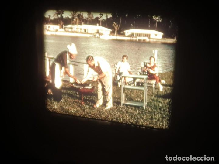 Cine: SPOT-PUBLICITARIO-EVINRUDE - ADVERTISING-16 MM SOUND - RETRO VINTAGE FILM - Foto 42 - 207295821