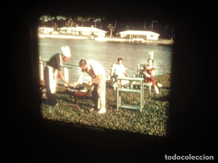 Cine: SPOT-PUBLICITARIO-EVINRUDE - ADVERTISING-16 MM SOUND - RETRO VINTAGE FILM - Foto 46 - 207295821