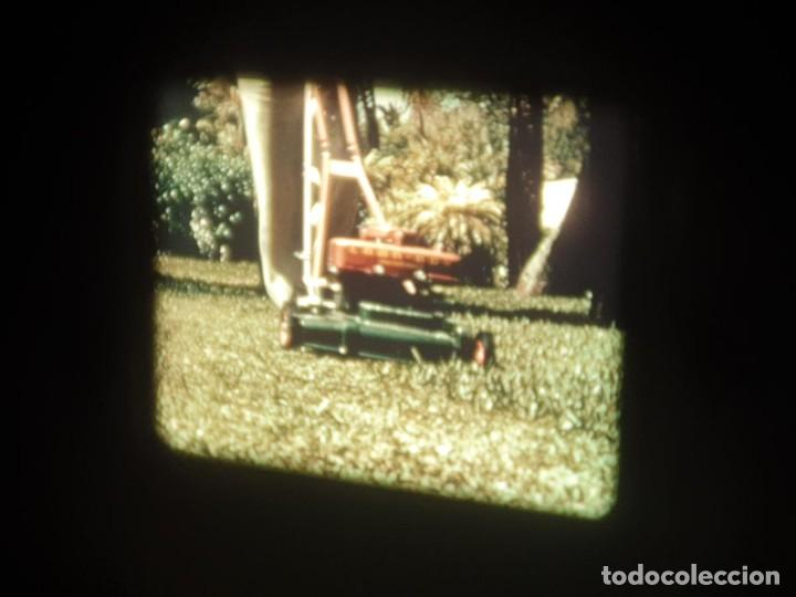 Cine: SPOT-PUBLICITARIO-EVINRUDE - ADVERTISING-16 MM SOUND - RETRO VINTAGE FILM - Foto 48 - 207295821