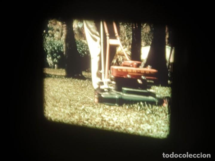 Cine: SPOT-PUBLICITARIO-EVINRUDE - ADVERTISING-16 MM SOUND - RETRO VINTAGE FILM - Foto 49 - 207295821