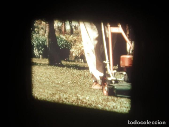 Cine: SPOT-PUBLICITARIO-EVINRUDE - ADVERTISING-16 MM SOUND - RETRO VINTAGE FILM - Foto 50 - 207295821