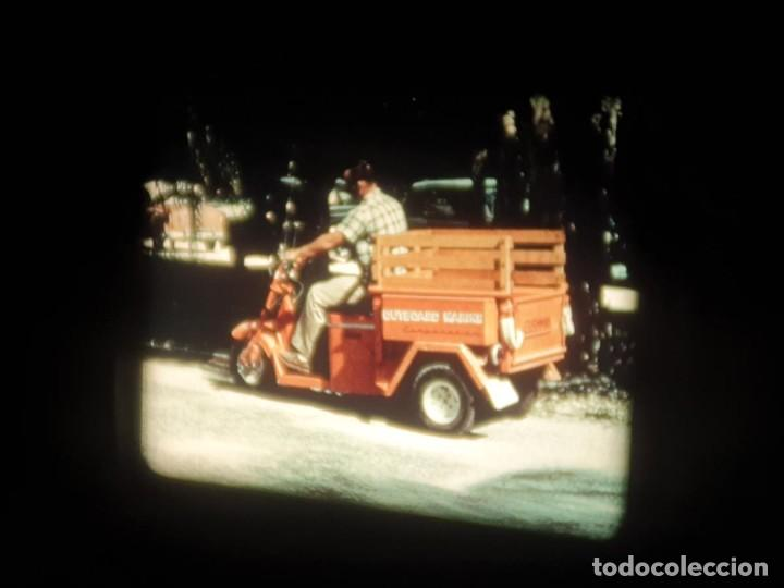 Cine: SPOT-PUBLICITARIO-EVINRUDE - ADVERTISING-16 MM SOUND - RETRO VINTAGE FILM - Foto 54 - 207295821