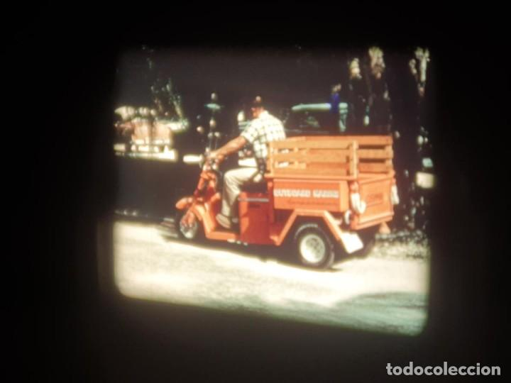 Cine: SPOT-PUBLICITARIO-EVINRUDE - ADVERTISING-16 MM SOUND - RETRO VINTAGE FILM - Foto 55 - 207295821