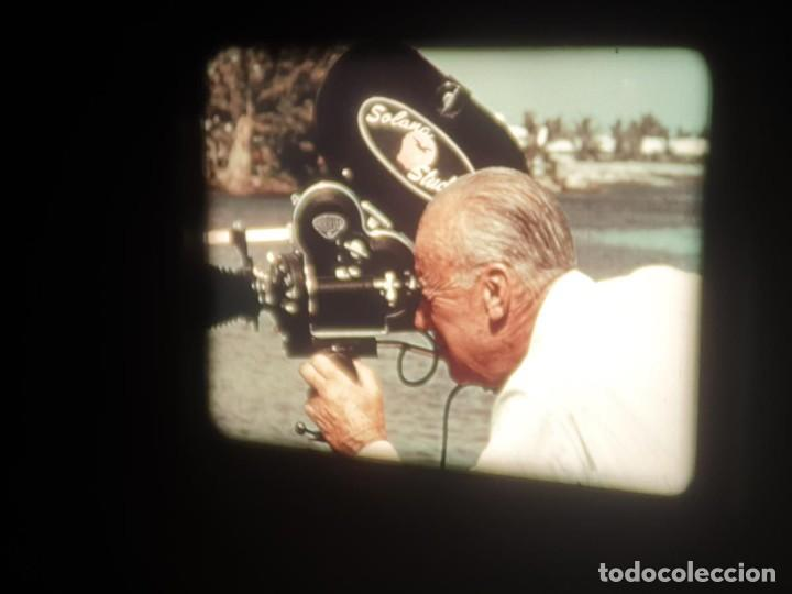 Cine: SPOT-PUBLICITARIO-EVINRUDE - ADVERTISING-16 MM SOUND - RETRO VINTAGE FILM - Foto 59 - 207295821