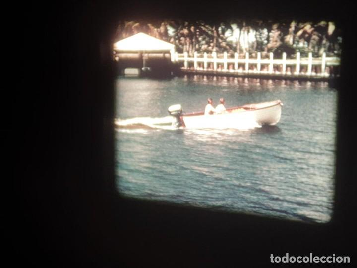 Cine: SPOT-PUBLICITARIO-EVINRUDE - ADVERTISING-16 MM SOUND - RETRO VINTAGE FILM - Foto 63 - 207295821