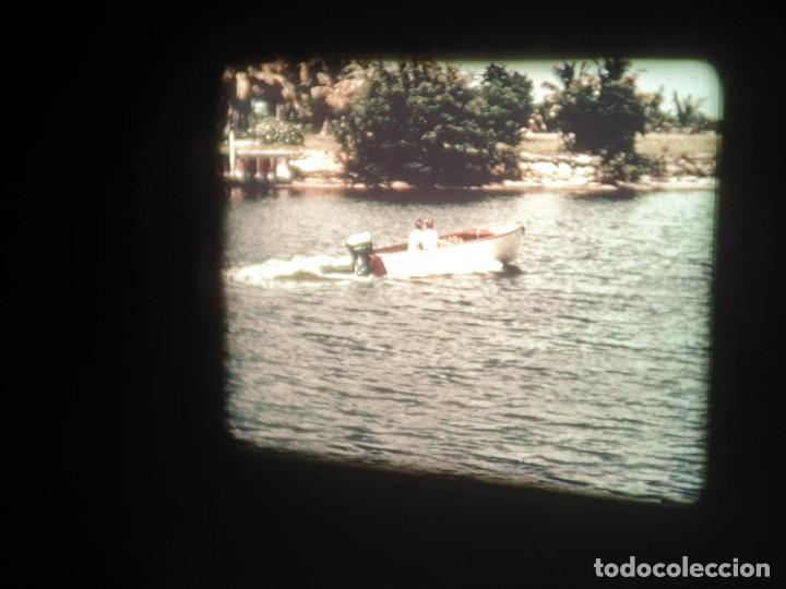 Cine: SPOT-PUBLICITARIO-EVINRUDE - ADVERTISING-16 MM SOUND - RETRO VINTAGE FILM - Foto 65 - 207295821