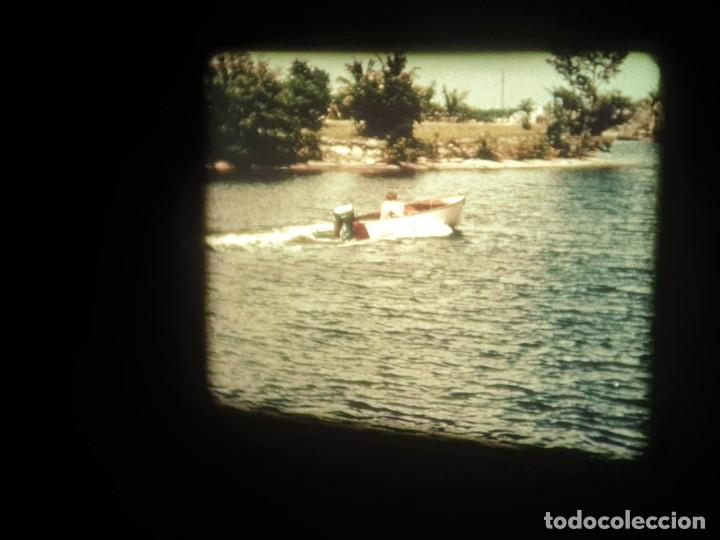 Cine: SPOT-PUBLICITARIO-EVINRUDE - ADVERTISING-16 MM SOUND - RETRO VINTAGE FILM - Foto 66 - 207295821