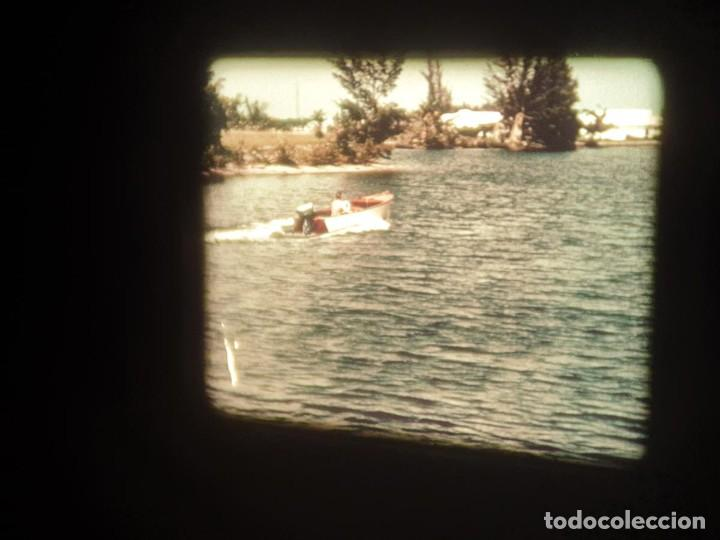 Cine: SPOT-PUBLICITARIO-EVINRUDE - ADVERTISING-16 MM SOUND - RETRO VINTAGE FILM - Foto 67 - 207295821
