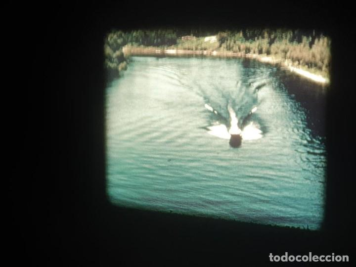 Cine: SPOT-PUBLICITARIO-EVINRUDE - ADVERTISING-16 MM SOUND - RETRO VINTAGE FILM - Foto 72 - 207295821