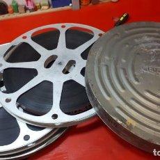Cine: FILM 16 MM LA HUIDA, FEDERICO G. LARRAYA. Lote 207991048