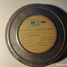 """Cine: BOBINA 16 MM , 3 PELICULAS PUBLICITARIAS COCA-COLA SLOGAN """"SONRISAS"""". 1979-81. TELETECNICINE INT.. Lote 217727000"""