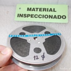 Cine: ENVIO: 4€ ESCENAS COTIDIANAS 1954 PELICULA FILM 16MM 12CTM HOME MOVIE !DOCUMENTO UNICO!. Lote 218567583