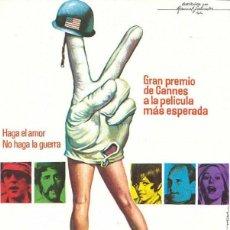 Cine: M.A.S.H. (1970 / COMEDIA BÉLICA). Lote 219504026