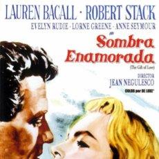 Cine: SOMBRA ENAMORADA (1958 / LAUREN BACALL / LARGOMETRAJE / CIRE FILMS - FOX). Lote 219713011