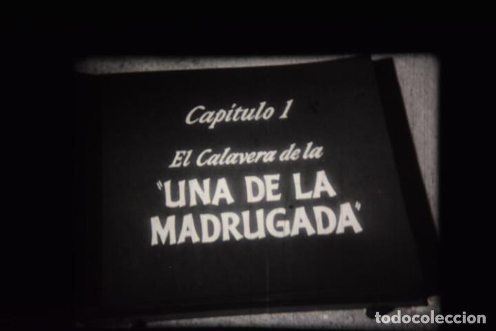 Cine: PELICULA 16MM - CHARLES CHAPLIN - CHARLOT A LA UNA DE LA MADRUGADA - Foto 3 - 220123360