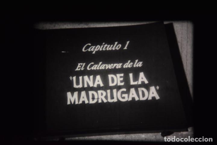 Cine: PELICULA 16MM - CHARLES CHAPLIN - CHARLOT A LA UNA DE LA MADRUGADA - Foto 4 - 220123360