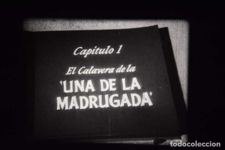 Cine: PELICULA 16MM - CHARLES CHAPLIN - CHARLOT A LA UNA DE LA MADRUGADA - Foto 5 - 220123360