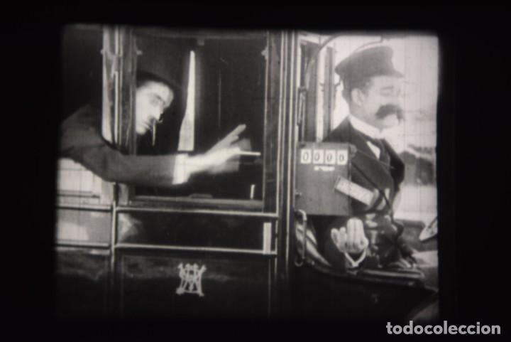 Cine: PELICULA 16MM - CHARLES CHAPLIN - CHARLOT A LA UNA DE LA MADRUGADA - Foto 7 - 220123360