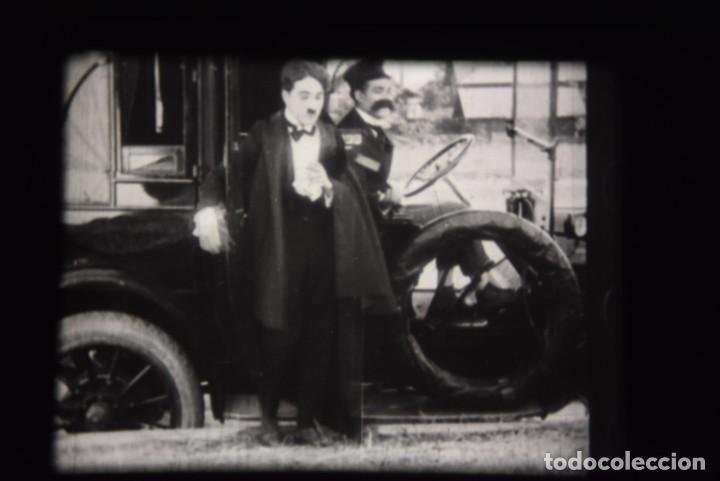 Cine: PELICULA 16MM - CHARLES CHAPLIN - CHARLOT A LA UNA DE LA MADRUGADA - Foto 8 - 220123360