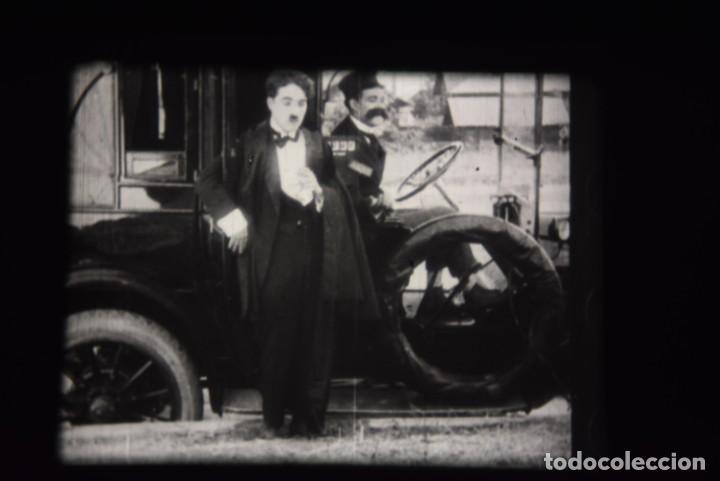 Cine: PELICULA 16MM - CHARLES CHAPLIN - CHARLOT A LA UNA DE LA MADRUGADA - Foto 9 - 220123360
