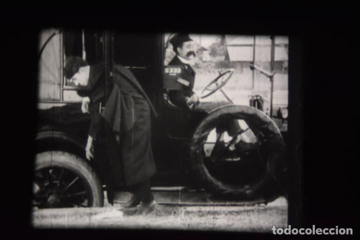 Cine: PELICULA 16MM - CHARLES CHAPLIN - CHARLOT A LA UNA DE LA MADRUGADA - Foto 10 - 220123360