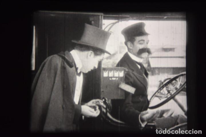 Cine: PELICULA 16MM - CHARLES CHAPLIN - CHARLOT A LA UNA DE LA MADRUGADA - Foto 12 - 220123360