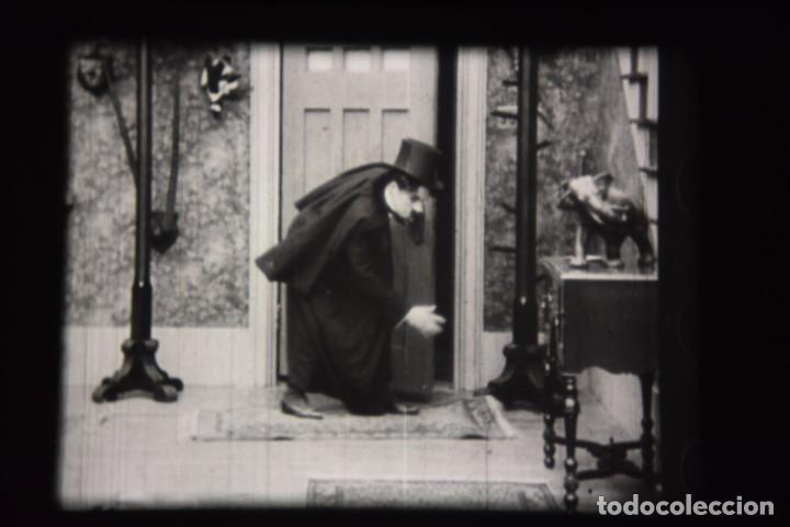 Cine: PELICULA 16MM - CHARLES CHAPLIN - CHARLOT A LA UNA DE LA MADRUGADA - Foto 15 - 220123360