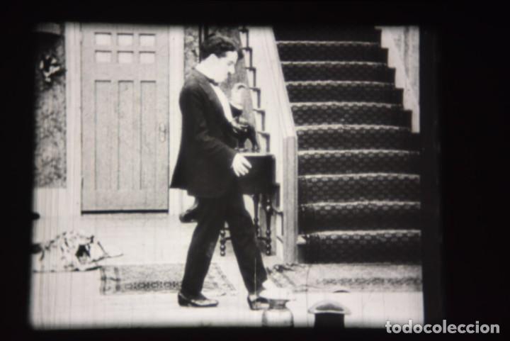 Cine: PELICULA 16MM - CHARLES CHAPLIN - CHARLOT A LA UNA DE LA MADRUGADA - Foto 20 - 220123360