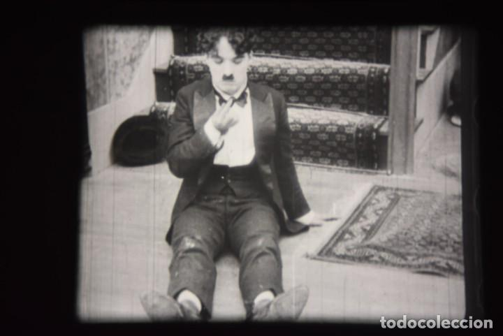 Cine: PELICULA 16MM - CHARLES CHAPLIN - CHARLOT A LA UNA DE LA MADRUGADA - Foto 28 - 220123360