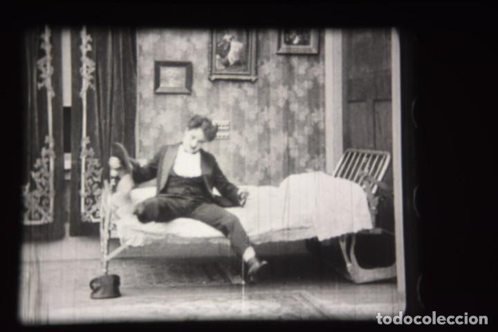 Cine: PELICULA 16MM - CHARLES CHAPLIN - CHARLOT A LA UNA DE LA MADRUGADA - Foto 36 - 220123360