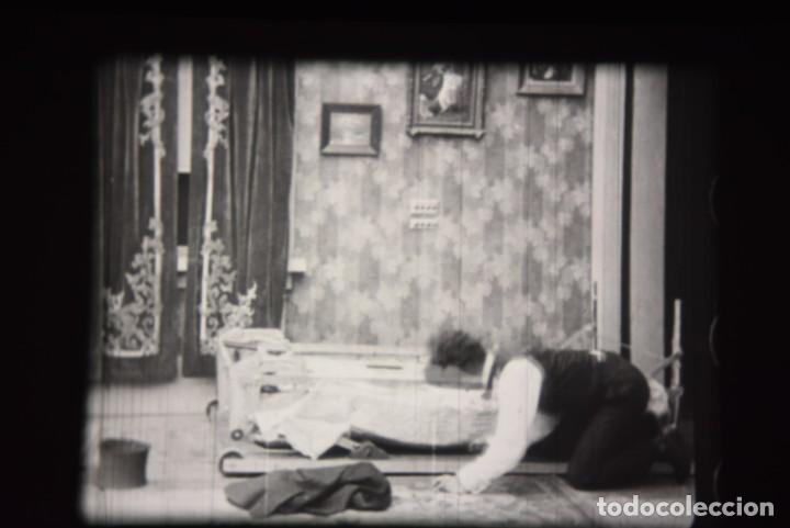 Cine: PELICULA 16MM - CHARLES CHAPLIN - CHARLOT A LA UNA DE LA MADRUGADA - Foto 38 - 220123360