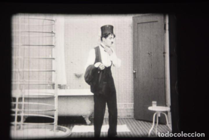 Cine: PELICULA 16MM - CHARLES CHAPLIN - CHARLOT A LA UNA DE LA MADRUGADA - Foto 39 - 220123360