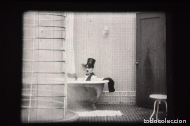Cine: PELICULA 16MM - CHARLES CHAPLIN - CHARLOT A LA UNA DE LA MADRUGADA - Foto 40 - 220123360