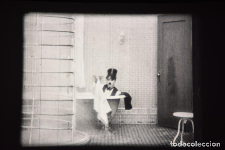 Cine: PELICULA 16MM - CHARLES CHAPLIN - CHARLOT A LA UNA DE LA MADRUGADA - Foto 41 - 220123360