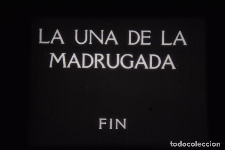 Cine: PELICULA 16MM - CHARLES CHAPLIN - CHARLOT A LA UNA DE LA MADRUGADA - Foto 43 - 220123360