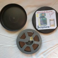 "Cine: SCOPITONE # 2 (MAURICE LARCANGE ""LA VALSE DES AS"") - JUKEBOX - 16 MM VINTAGE MUSICAL-FILM. Lote 220559230"