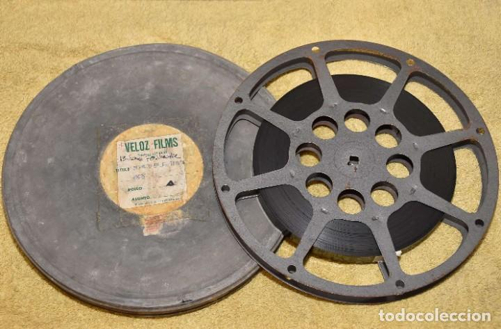 COMICA - JAIMITO EN EL TEATRO - LARRY SEMON (Cine - Películas - 16 mm)