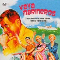Cine: VAYA MARINEROS (1957 / MGM / GLENN FORD). Lote 224417105