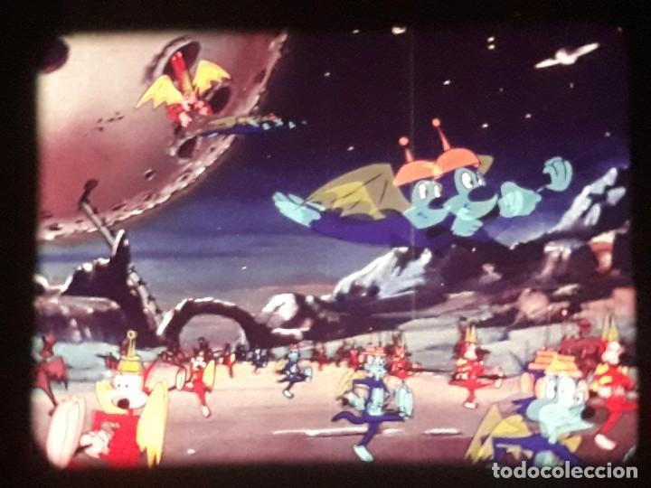 SUPER RATON *** GOONS FROM THE MOON *** (1951) (Cine - Películas - 16 mm)