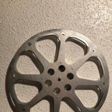 Cinéma: BOBINA VACÍA PARA 600 METROS DE PELÍCULA DE 16MM DE ALUMINIO NUEVA A ESTRENAR. Lote 240211080