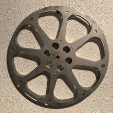 Cinéma: BOBINA VACÍA PARA 600 METROS DE PELÍCULA DE 16MM DE ALUMINIO NUEVA A ESTRENAR. Lote 240465270