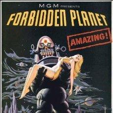 Cinéma: PLANETA PROHIBIDO (1956 / CINEMASCOPE / PELÍCULA DE CULTO). Lote 242469950