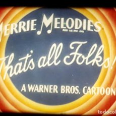 Cine: MERRIE MELODIES *** THE OILY AMERICAN *** (1954 / TECHNICOLOR). Lote 243990675