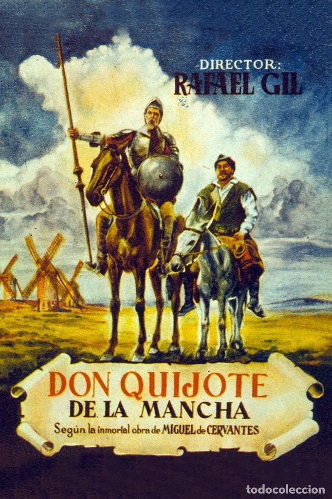 DON QUIJOTE DE LA MANCHA (Cine - Películas - 16 mm)