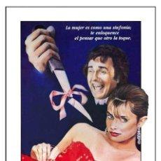 Cine: INFIELMENTE TUYA (1984 / DUDLEY MOORE, NASTASSJA KINSKI). Lote 245595040