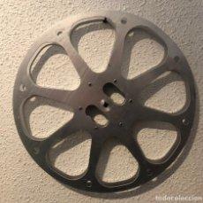 Cinéma: BOBINA VACÍA PARA 600 METROS DE PELÍCULA DE CINE DE 16MM DE ALUMINIO NUEVA. Lote 247988220